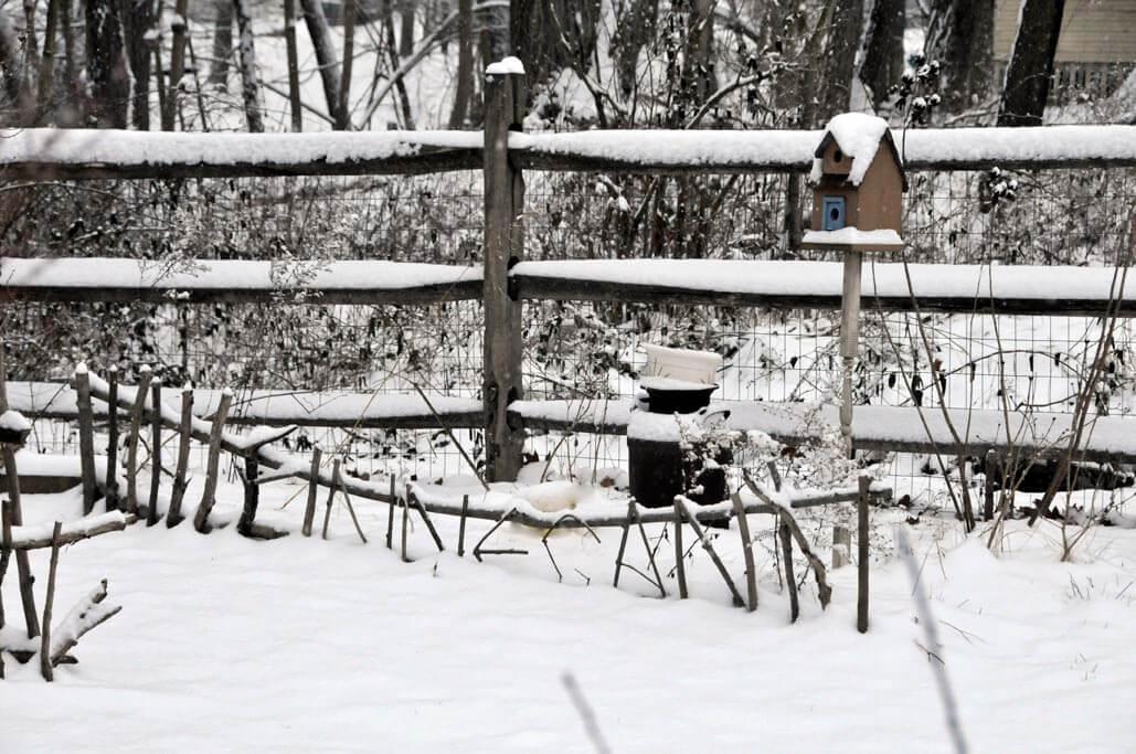 Finnegan's fence
