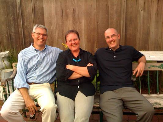 David, Heather, Ken