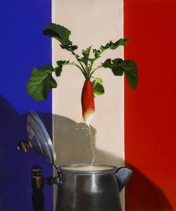 french breakfast radish